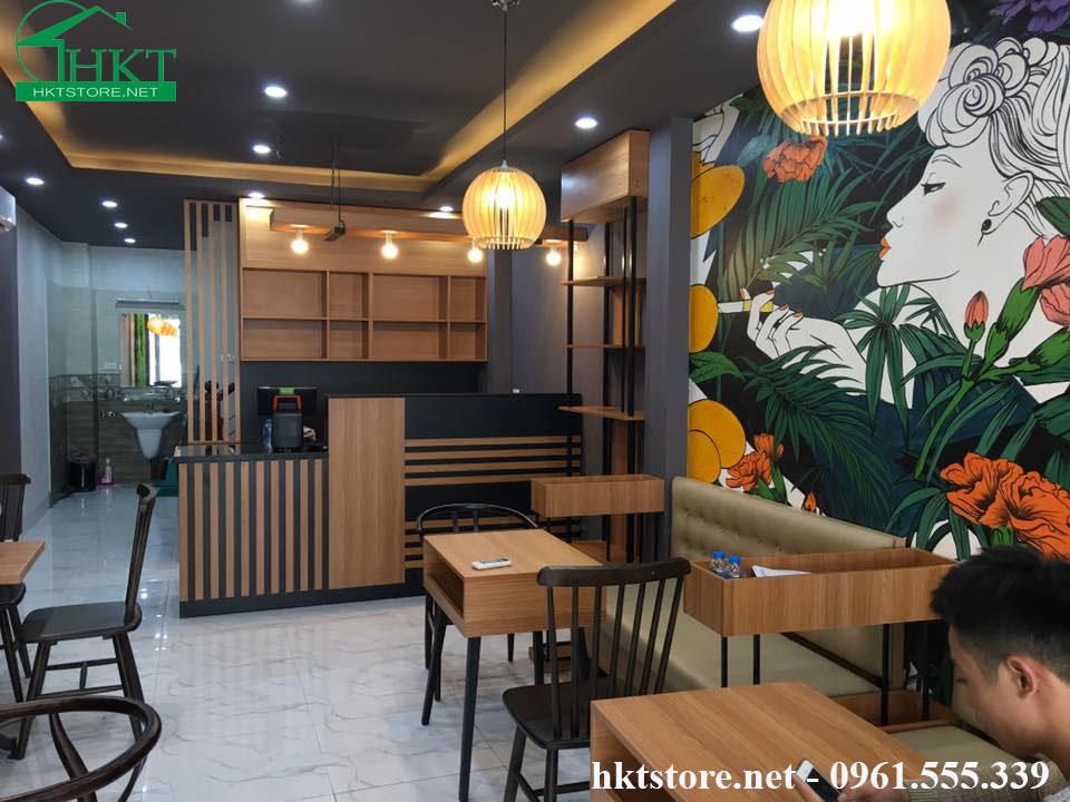 Xưởng sản xuất đồ gỗ nội thất HKT