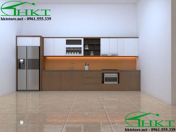thiet ke thi cong tu bep dep TB20 600x450 - Thiết kế tủ bếp tại Thái Nguyên TB20