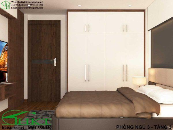 tu quan ao phong ngu dep MPN10 600x450 - Thiết kế nội thất phòng ngủ, báo giá phòng ngủ MPN10