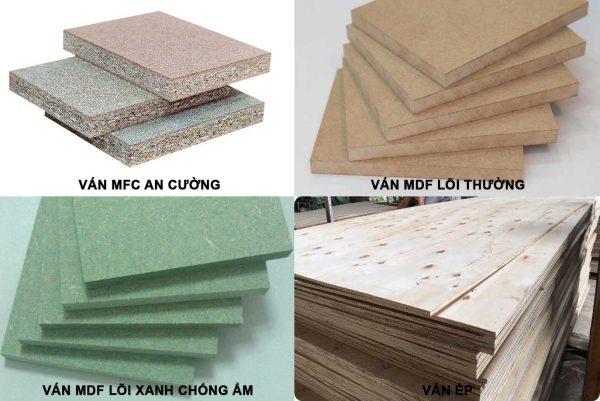 cac loai go cong nghiep 600x401 - Các loại gỗ tự nhiên và gỗ công nghiệp