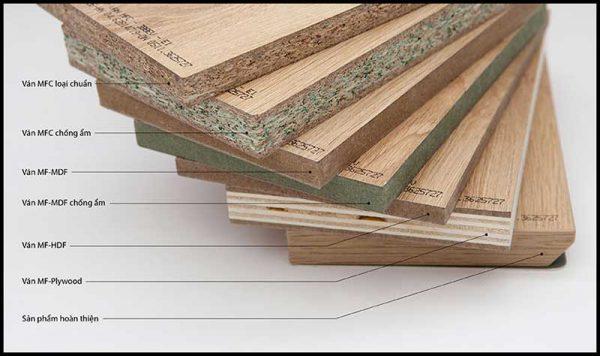van go cong nghiep 600x356 - Ưu điểm và nhược điểm của gỗ tự nhiên và gỗ công nghiệp